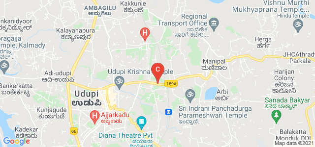 Vaikunta Baliga College of Law, Kunjibettu, Udupi, Karnataka, India