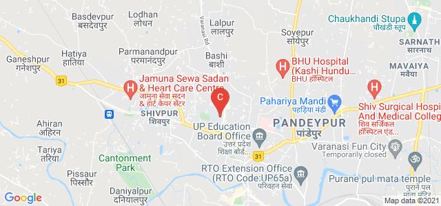 Udai Pratap Autonomous College, Bhojubir Rd, Narayanpur, Varanasi, Uttar Pradesh, India