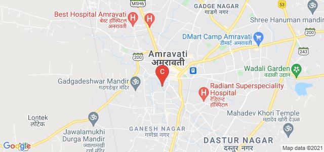 Degree College of Physical Education HVPM Amravati, Amravati, Maharashtra, India