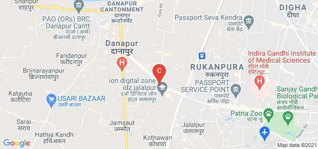 Amity University, Rupaspur, Kaliket Nagar, Patna, Bihar, India