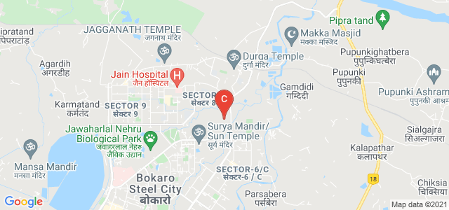Bokaro.steel.city.college.bokaro. Sec 6, Sector-6/C, Bokaro Steel City, Jharkhand, India
