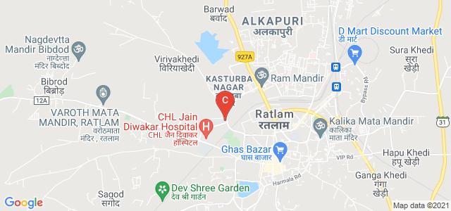 Swami Vivekanand Government Commerce College, Mohan Nagar, Dongre Nagar, Ratlam, Madhya Pradesh, India