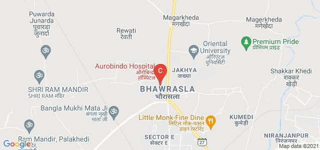 Sri Aurobindo Institute of Technology, Indore, Bhawrasla, Indore, Madhya Pradesh, India
