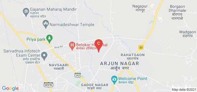 Government College of Engineering Amravati, Siddhivinayak Nagar, Amravati, Maharashtra, India