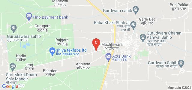 Machhiwara Kohara Link Rd, Machhiwara, Punjab 141115, India