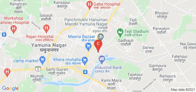 Guru Nanak Khalsa College, East Bhatia Nagar, Yamuna Nagar, Haryana, India