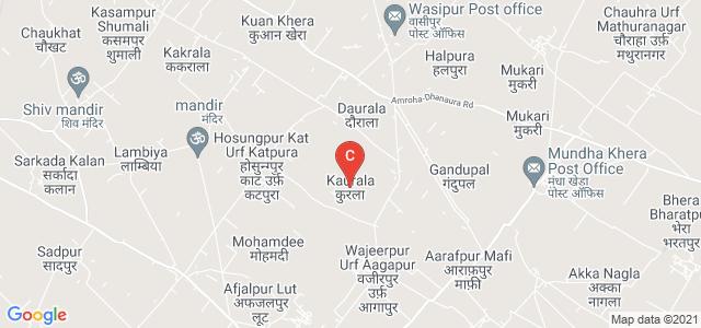 Kaurala, Jyotiba Phule Nagar, Uttar Pradesh, India