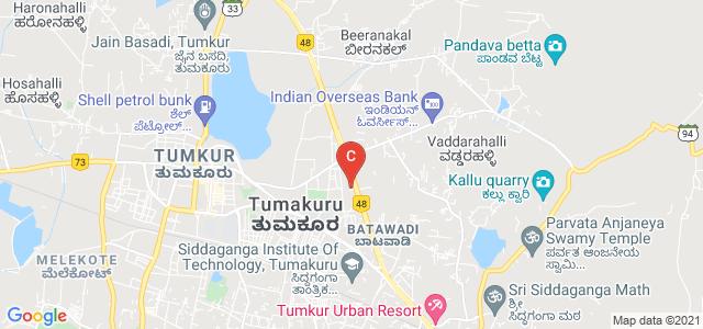 Vidyavahini First Grade College, Madras Bombay Trunk Road, Vidyanagar, Tumkur, Karnataka, India