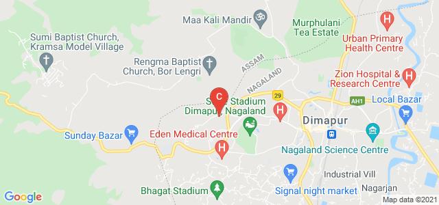 Immanuel College, Taxes Road, Lengrijan, Dimapur, Nagaland, India