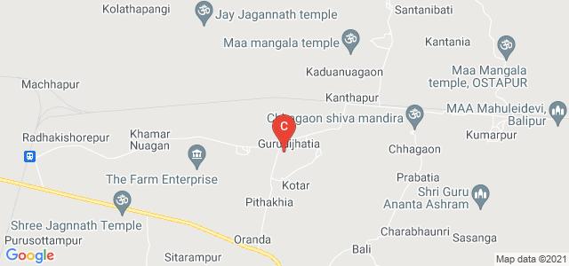 Shree Shree Dhabaleswar Mahavidyalaya, Gurudijhatia, Odisha, India