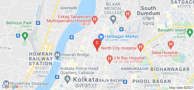 Khudiram Bose Central College, Bidhan Sarani, Manicktala, Hedua, Kolkata, West Bengal, India