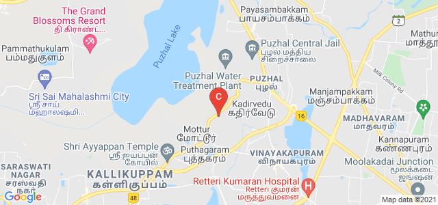 Velammal Engineering College, Ambattur Red Hills Road, Velammal Nagar, Surapet, Chennai, Tamil Nadu, India