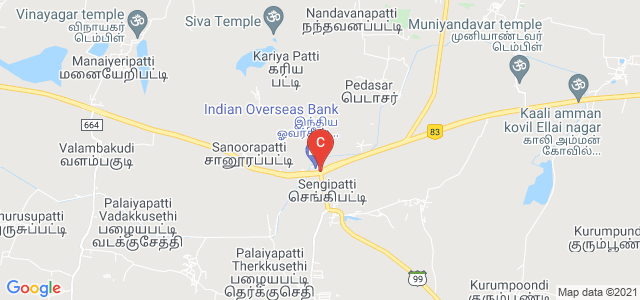 Gnanam School of Business, Sengipatti, Tamil Nadu, India