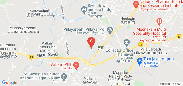Periyar Maniammai Institute of Science & Technology, Thanjavur, Tamil Nadu, India