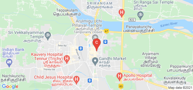 St.Joseph's Institute of Management, Singarathope, Devathanam, Tiruchirappalli, Tamil Nadu, India