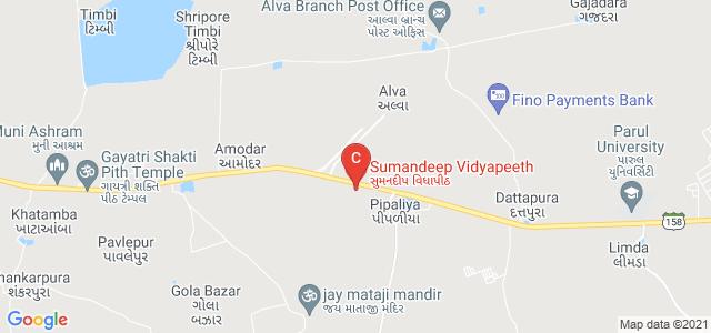 Sumandeep Vidyapeeth, Vadodara, Gujarat, India