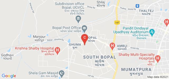Ahmedabad Physiotherapy College, Bopal - Ghuma Road, South Bopal, Ghuma, Ahmedabad, Gujarat, India