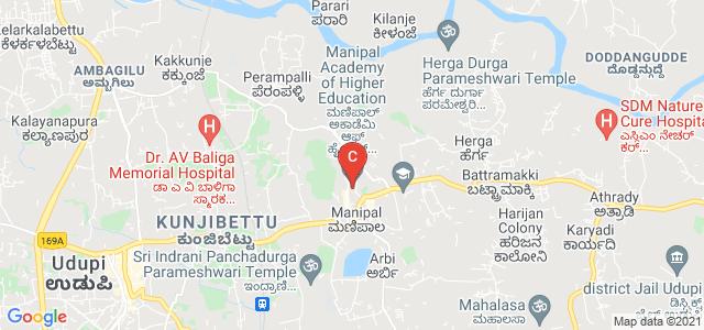 Manipal Institute of Technology, Manipal, Eshwar Nagar, Manipal, Karnataka, India