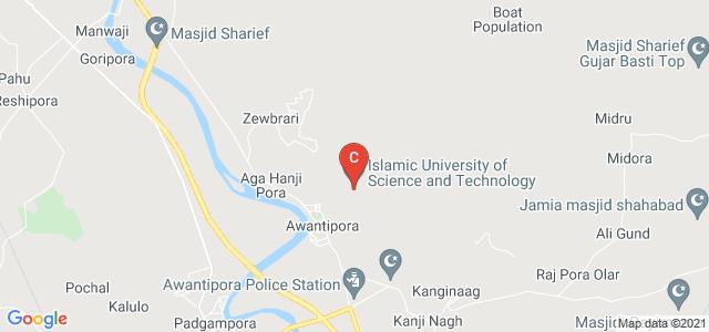 Islamic University of Science and Technology, University Avenue, Awantipora