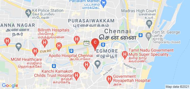 Ethiraj College For Women, Ethiraj Salai, Egmore, Chennai, Tamil Nadu, India