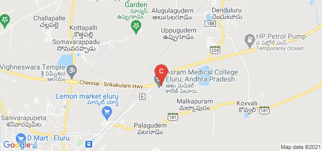 Alluri Sitarama Raju Academy of Medical Sciences, Eluru, Andhra Pradesh, India