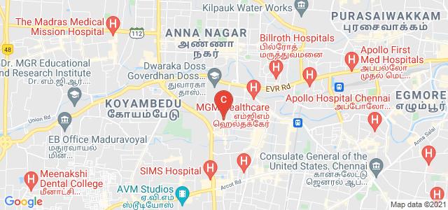 Dwaraka Doss Goverdhan Doss Vaishnav College, Periyar High Road, SBI Officers Colony, Arumbakkamm, Chennai, Tamil Nadu, India