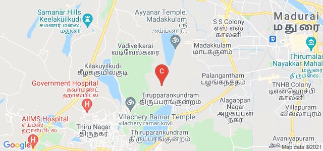 Sourashtra college, Kala Malai, Pasumalai, Madurai, Tamil Nadu, India