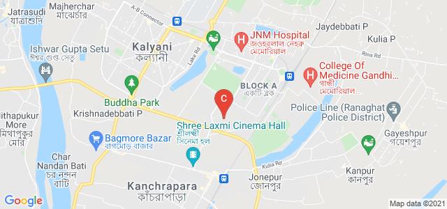 Indian Institute Of Information Technology, Kalyani, Nadia, Block A5, Block A, Kanchrapara, West Bengal, India