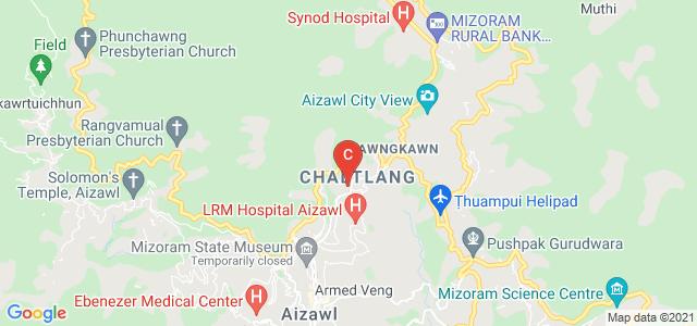 National Institute Of Technology Mizoram, Academic Block IV, Chaltlang, Aizawl, Mizoram, India