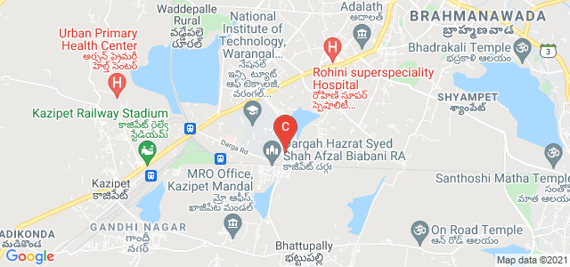 National Institute of Technology, Warangal, Telangana, National Institute of Technology Campus, Warangal, Telangana, India