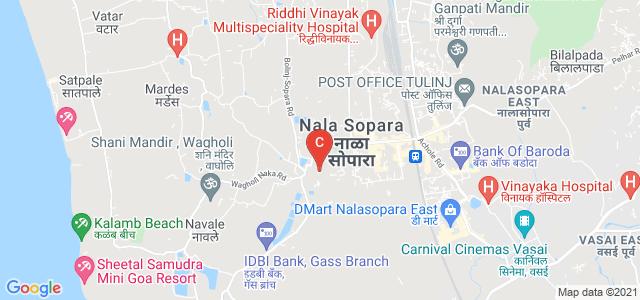 M.B HARRIS COLLEGE OF ARTS, Nawayat Nagar, Samel Pada, Nalasopara West, Nala Sopara, Maharashtra, India