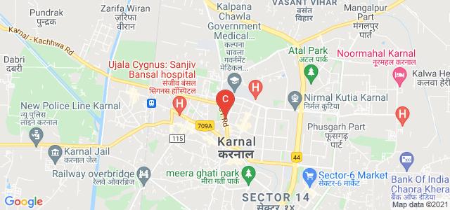 NDRI, GT Road, Nyaypuri, Karnal, Haryana, India