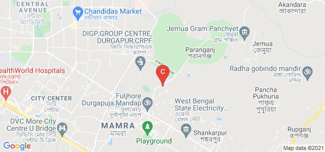 Dr B C Roy Engineering College - Durgapur., Fuljhore Road, Fuljhore, Durgapur, West Bengal, India