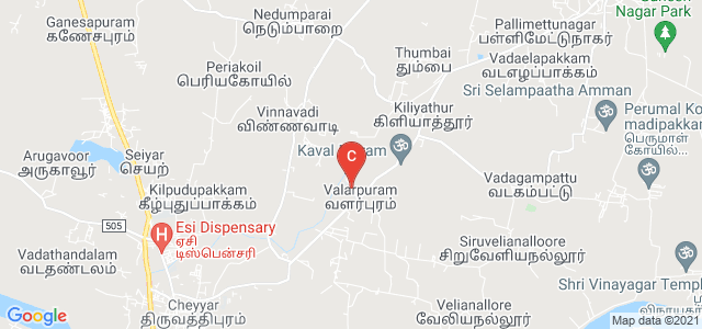 Indo-American College, Cheyyar, Tiruvannamalai, Tamil Nadu, India