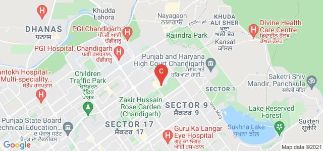 DAV College, Rose Garden Road, 10D, Sector 10, Chandigarh, India