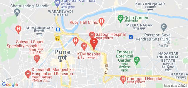 National Institute Of Virology, Agarkar Nagar, Pune, Maharashtra, India
