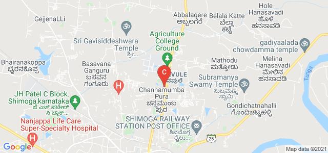 Jawaharlal Nehru National College Of Engineering, Savalanga Road, Navule, Shimoga, Karnataka, India