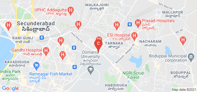 Narsee Monjee Institute of Management Studies, Shri Mitra Ramana Classic Enclave, Tarnaka, Hyderabad, Telangana, India