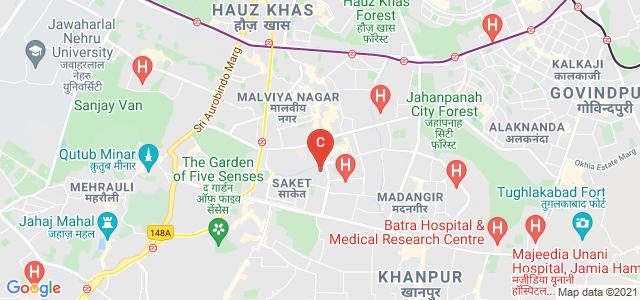 Amity Institute of Education, Amity institute of education, Malviya Nagar Rd, Block M, Saket, New Delhi, Delhi, India