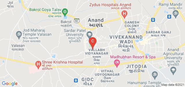 R N Patel Ipcowala School of Law & Justice, Mota Bazaar, Vallabh Vidyanagar, Anand, Gujarat, India