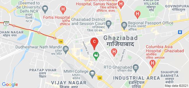 HLM Law College, Pocket C, Nehru Nagar II, Nehru Nagar, Ghaziabad, Uttar Pradesh, India
