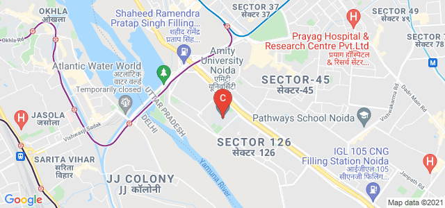 Amity University, Sector 125, Noida, Uttar Pradesh, India