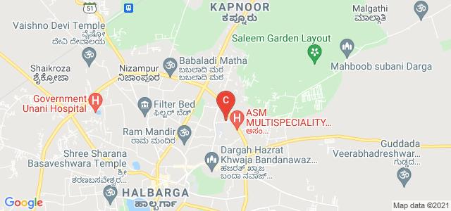 Deccan Education Society, Islamabad Colony, Gulbarga, Karnataka, India