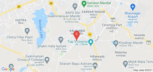 Bhavnagar - Sidsar Road, Jawahar Nagar, Kumbharwada, Bhavnagar, Gujarat 364001, India