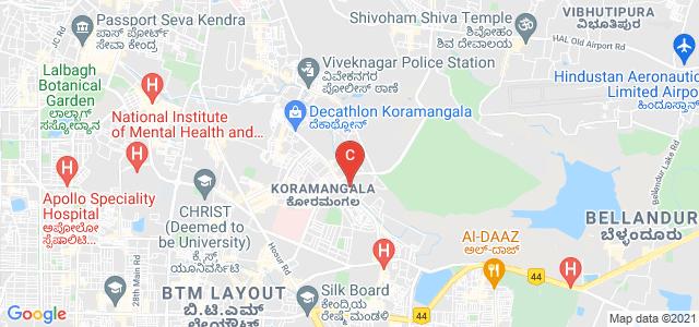 Naseema Institute of Speech and Hearing, AVS Layout, Koramangala, Bangalore, Karnataka, India