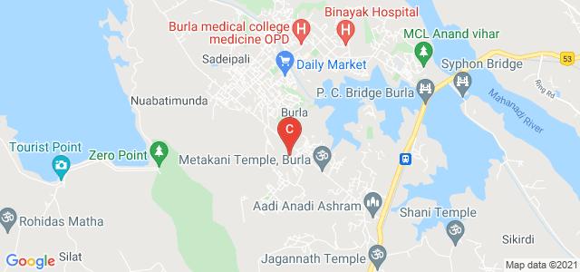 Sambalpur University, Jyoti Vihar, Sambalpur, Odisha, India