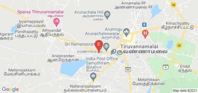 Government Arts College, TSR Nagar, Tiruvannamalai, Tamil Nadu, India