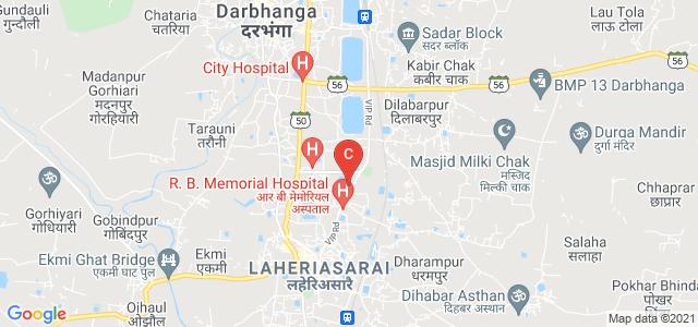 Dr. Zakir Hussain Teachers Training College, VIP Road, Allalpatti, Laheriasarai, Darbhanga, Bihar, India