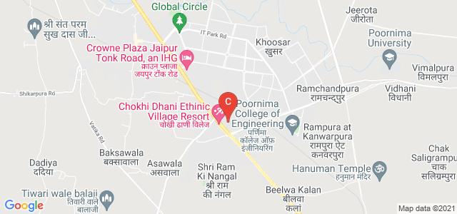 BMCHRC College Of Nursing,Jaipur, Sitapura Industrial Area, Sitapura, Jaipur, Rajasthan, India