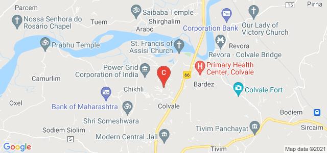 Vrundavan Institute Of Nursing Education, Near Binani Glass Fibre Pvt. Ltd., Mushir Wado, Bardez, Colvale, Goa, India